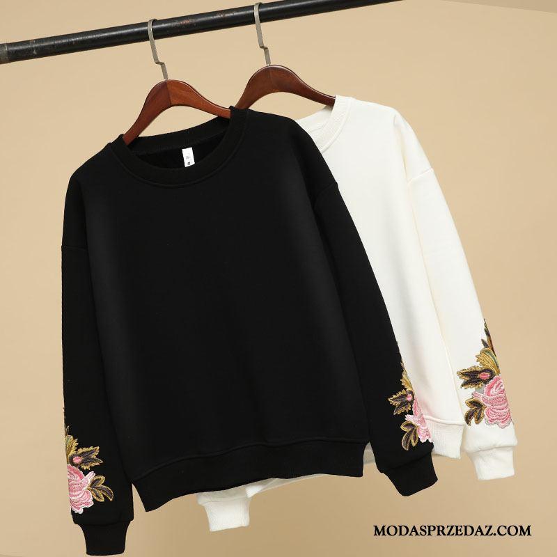 Bluza Z Kapturem Damskie Sprzedam Tendencja Nowy Bluzy Z Kapturem Pullover Super Czarny