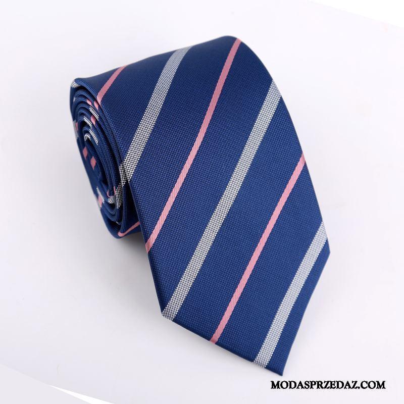 Krawat Męskie Sklep Biznes Wodoodporny Z Pracy Męska Pudełko Na Prezenty Ciemno Niebieski Niebieski