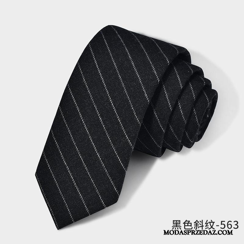 Krawat Męskie Tanie Wełna Sukienka Z Pracy Męska Mały Czarny
