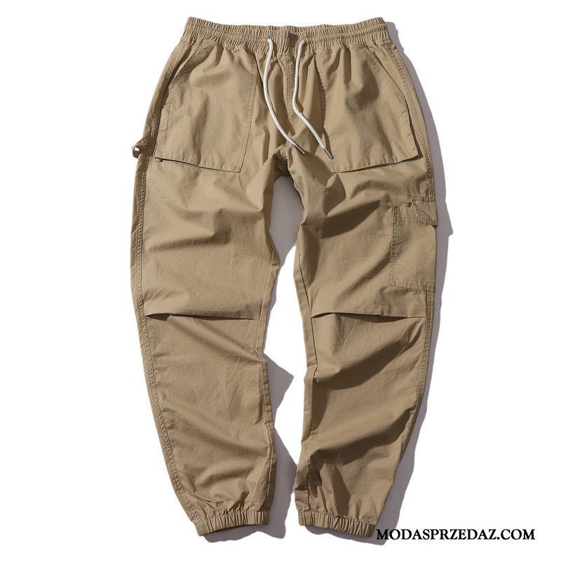 Spodnie Cargo Męskie Na Sprzedaż Wiosna Casualowe Spodnie Męska 2019 Modna Marka