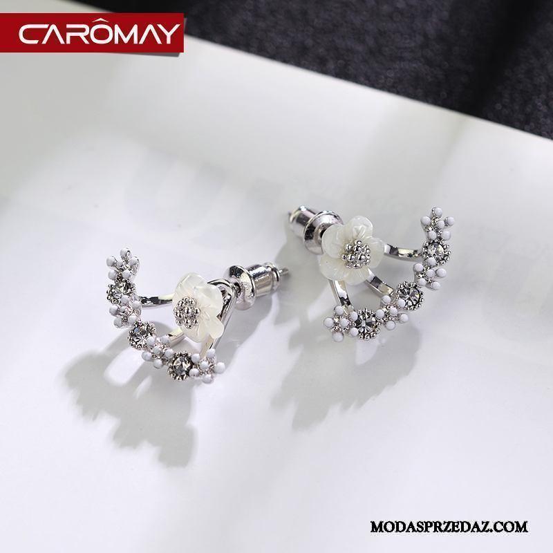 Srebrna Biżuteria Damskie Kupię Damska Akcesoria Prosty Kwiaty Eleganckie Srebrny