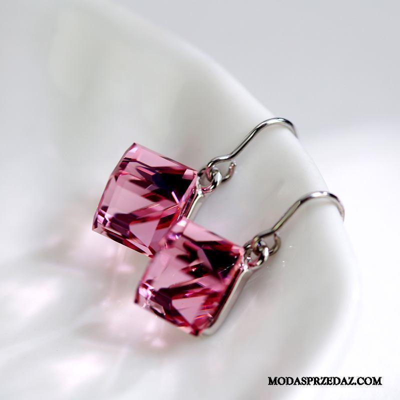 Srebrna Biżuteria Damskie Na Sprzedaż Super Eleganckie Siatkowe Damska Z Frędzlami Srebrny Proszek Czerwony