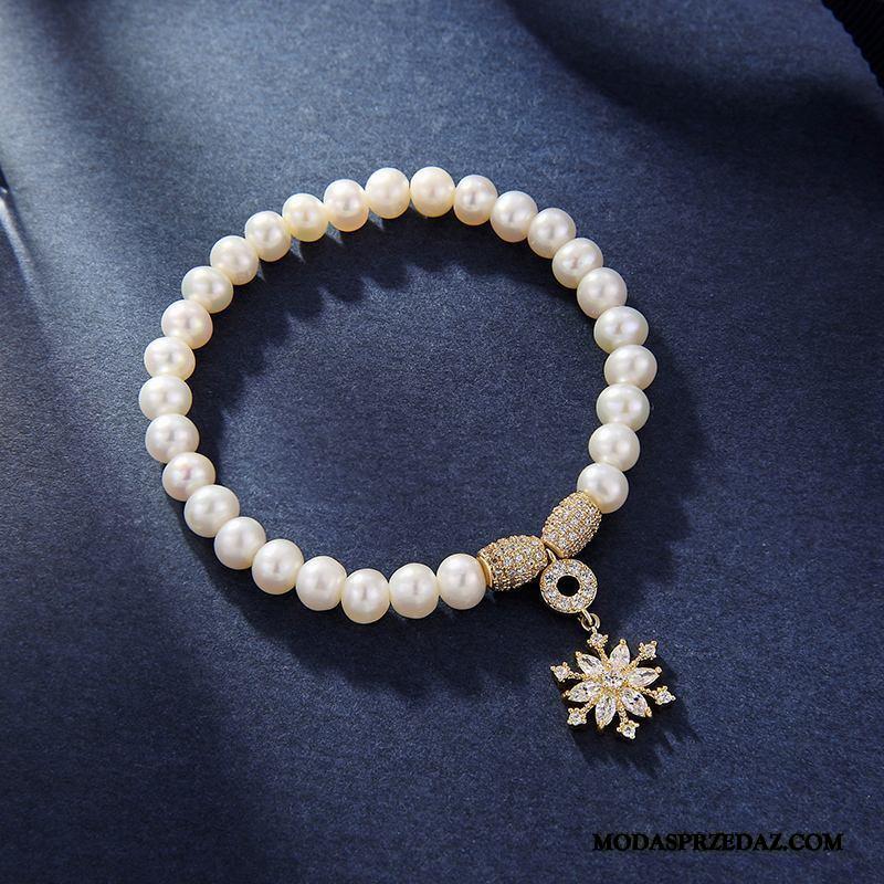 Srebrna Biżuteria Damskie Sklep Wisiorek Moda Styl Damska Akcesoria Biały