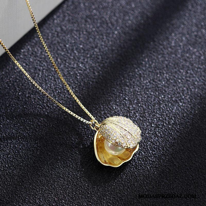 Srebrna Biżuteria Damskie Sprzedam Student Eleganckie Damska Shell Akcesoria Złoty Srebrny