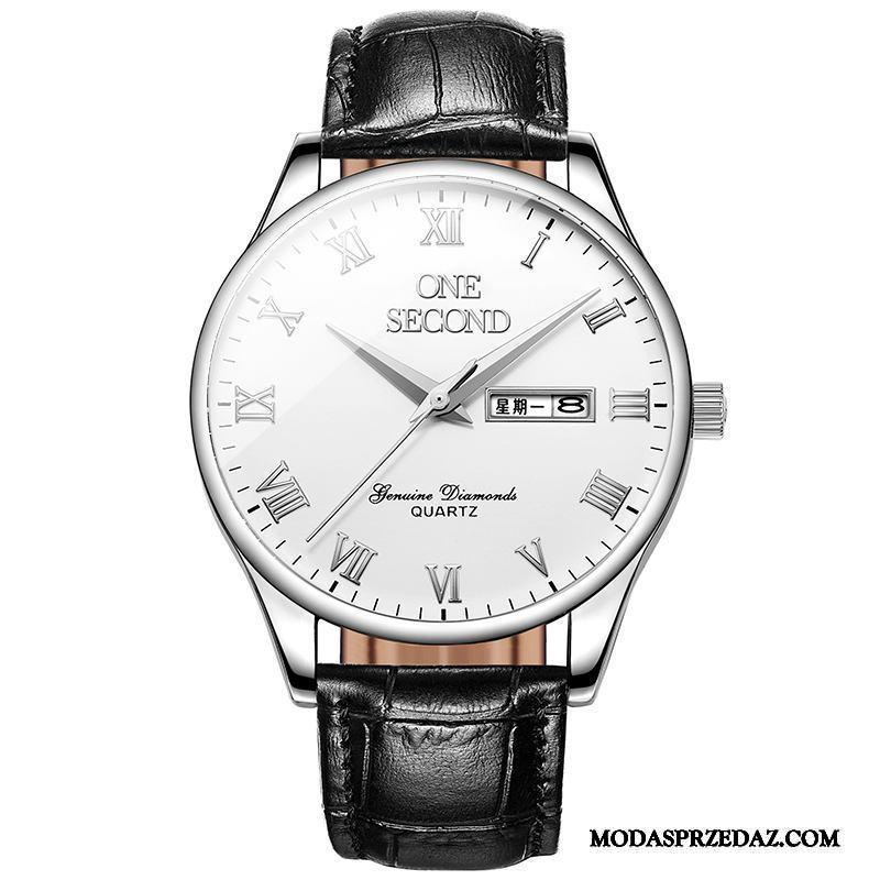 Zegarek Na Rękę Męskie Kupię Biznes Wodoodporny Automatycznie Oryginalne Męska Biały