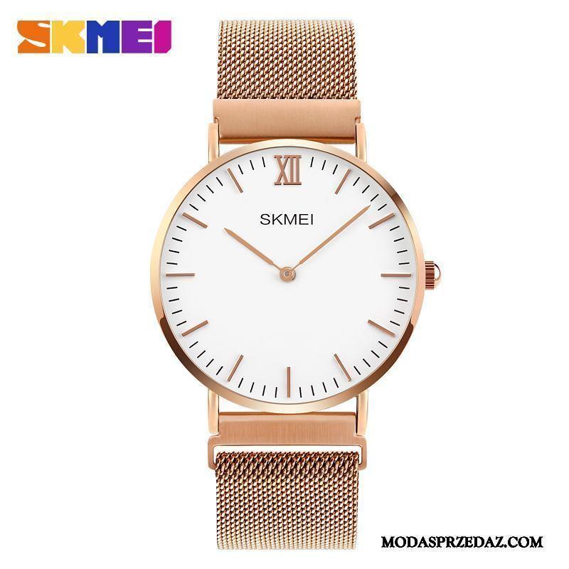 Zegarek Na Rękę Męskie Oferta Moda Zakochani Męska Trendy Eleganckie Złoty